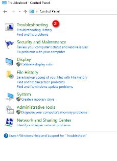 Windows Update fixit
