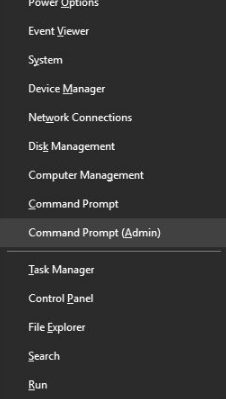Windows 10 Service Registration is Missing Or Corrupt