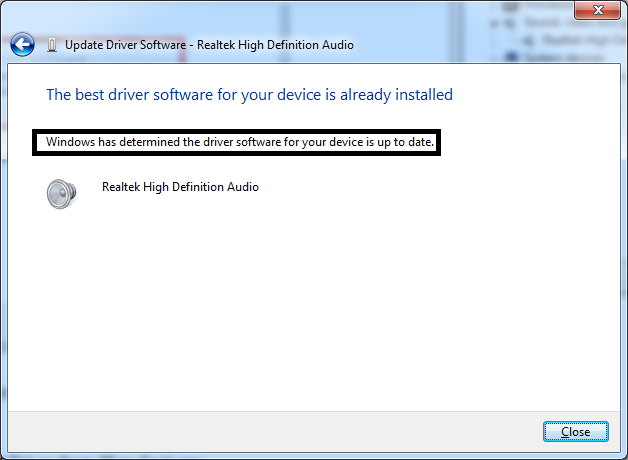 install realtek hd audio drivers windows 10