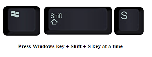 how to screenshot on windows 10