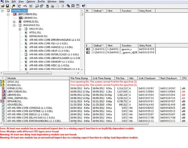 what is 0xc000007b error?