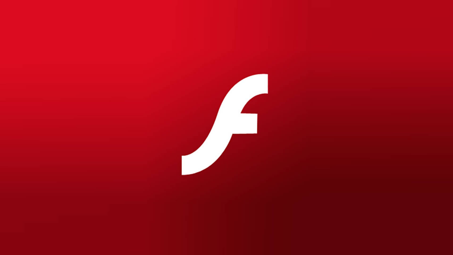 Flash Player for Windows 10