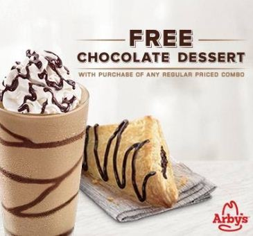 Arbys dessert
