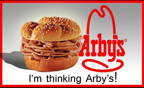 Arbys menu price