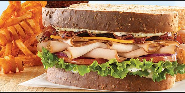 Arbys sandwiches