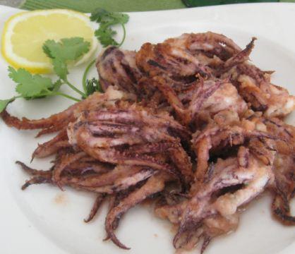 Arizonas cajun calamari