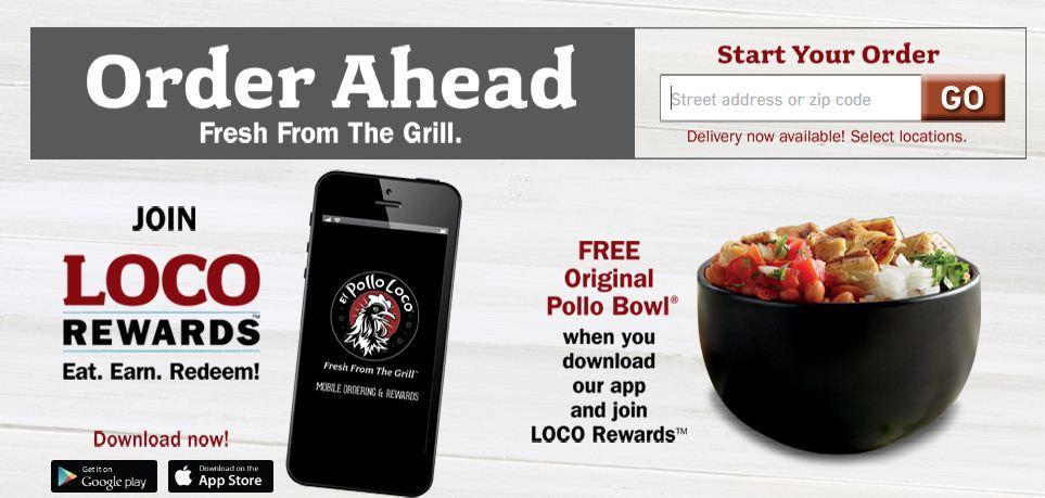 El polo loco Online order facility