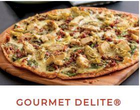 Papa Murphy Gourmet pizza