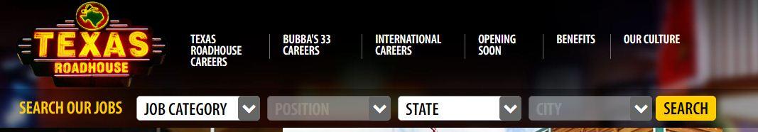 texas career