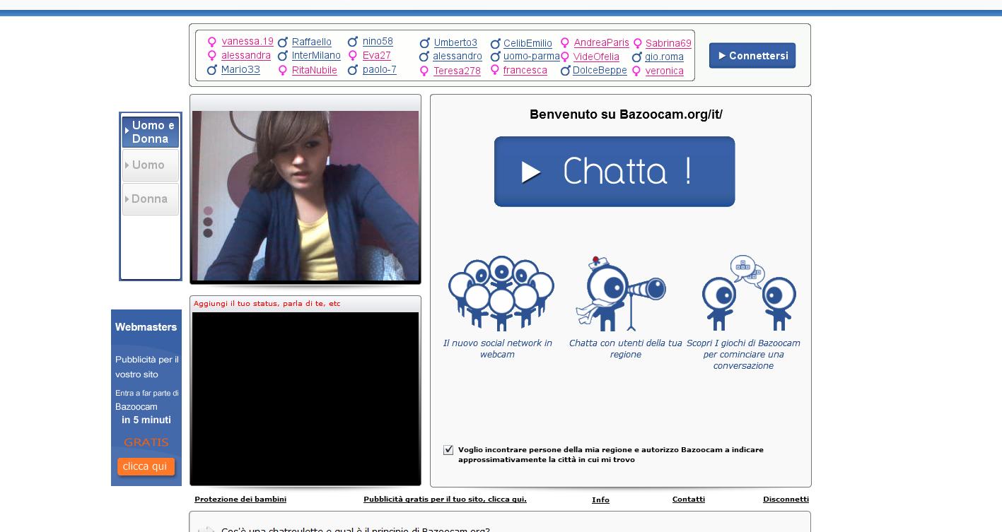 Chatroulette sites free