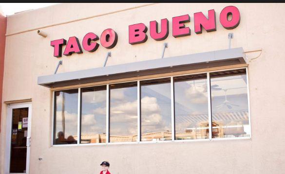 Taco Bueno history image