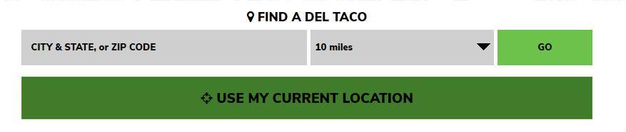 del taco location