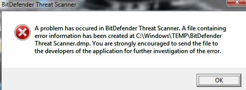 BitDefender Threat Scanner