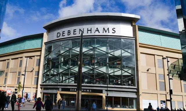 Debenhams Customer Feedback Survey