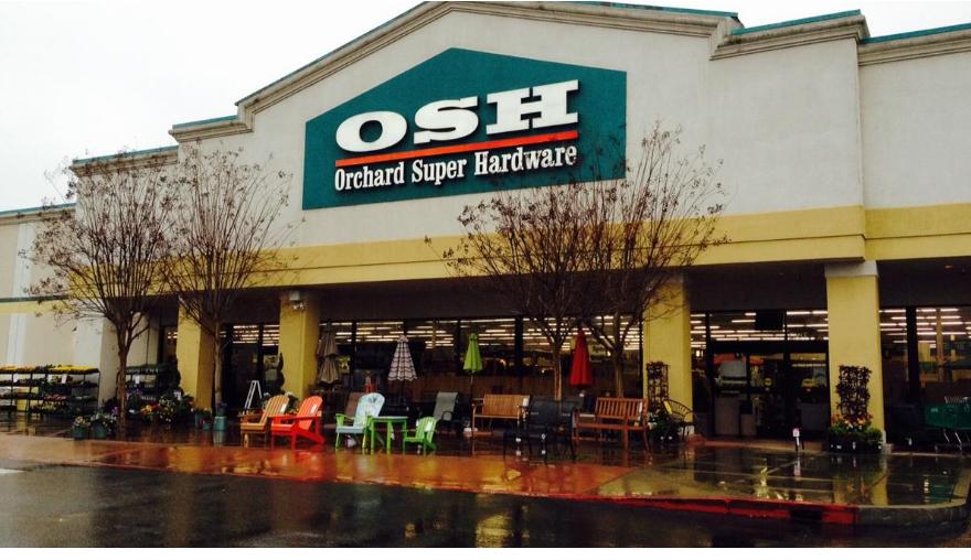 Orchard Supply Hardware Customer Survey