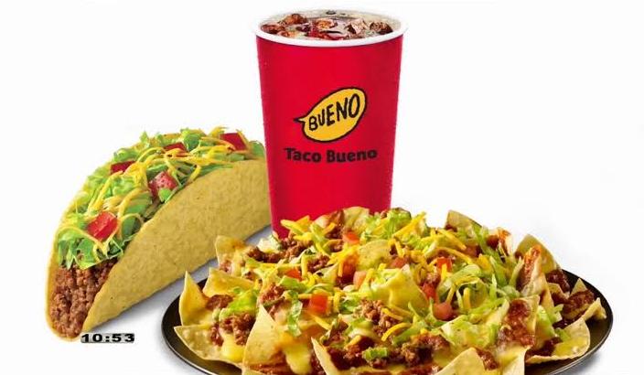 Taco Bueno Menu Prices and Locations