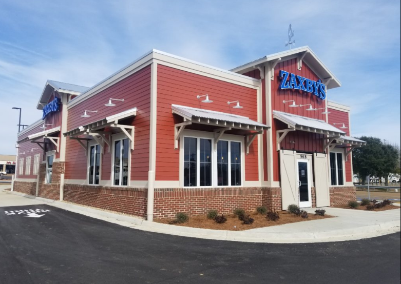 Zaxby's Restaurant Menu Prize And Locations