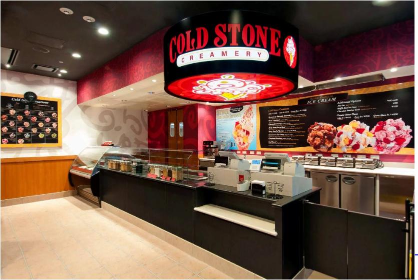 Cold Stone Creamery Menu Prices Jun 2020