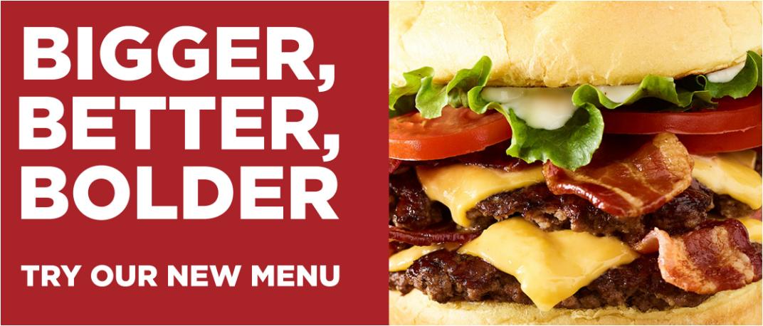 Smashburger Menu and Prices
