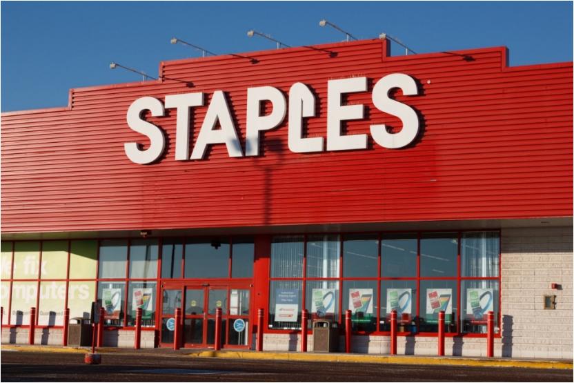 staples survey sweepstakes